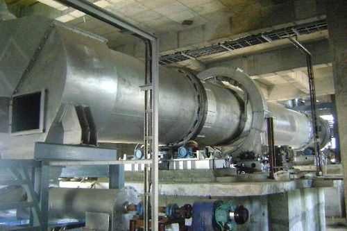 In-Direct Rotary Dryers