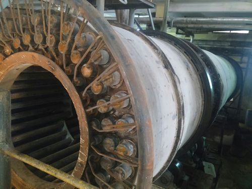 Rotary Steam Tube Dryers